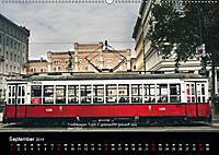 Historische Straßenbahnen in WienAT-Version (Wandkalender 2019 DIN A2 quer) - Produktdetailbild 9