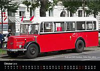 Historische Straßenbahnen in WienAT-Version (Wandkalender 2019 DIN A2 quer) - Produktdetailbild 10
