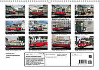 Historische Straßenbahnen in WienAT-Version (Wandkalender 2019 DIN A3 quer) - Produktdetailbild 13