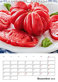 Historische Tomaten - Ein Küchen Terminplaner (Wandkalender 2019 DIN A4 hoch) - Produktdetailbild 12
