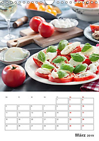 Historische Tomaten - Ein Küchen Terminplaner (Wandkalender 2019 DIN A4 hoch) - Produktdetailbild 3