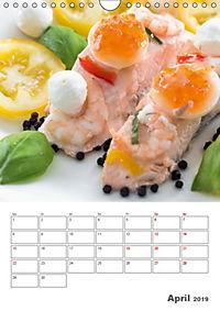 Historische Tomaten - Ein Küchen Terminplaner (Wandkalender 2019 DIN A4 hoch) - Produktdetailbild 4