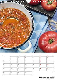 Historische Tomaten - Ein Küchen Terminplaner (Wandkalender 2019 DIN A4 hoch) - Produktdetailbild 10