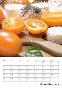 Historische Tomaten - Ein Küchen Terminplaner (Wandkalender 2019 DIN A4 hoch) - Produktdetailbild 11