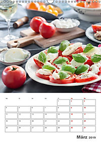 Historische Tomaten - Ein Küchen Terminplaner (Wandkalender 2019 DIN A3 hoch) - Produktdetailbild 3