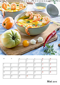 Historische Tomaten - Ein Küchen Terminplaner (Wandkalender 2019 DIN A3 hoch) - Produktdetailbild 5