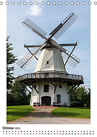Historische Windmühlen in Minden-Lübbecke (Tischkalender 2019 DIN A5 hoch) - Produktdetailbild 13