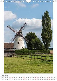 Historische Windmühlen in Minden-Lübbecke (Wandkalender 2019 DIN A4 hoch) - Produktdetailbild 7