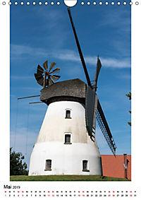 Historische Windmühlen in Minden-Lübbecke (Wandkalender 2019 DIN A4 hoch) - Produktdetailbild 5