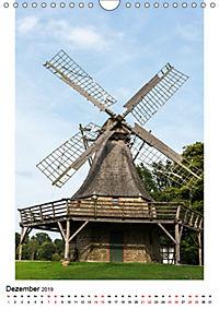 Historische Windmühlen in Minden-Lübbecke (Wandkalender 2019 DIN A4 hoch) - Produktdetailbild 12