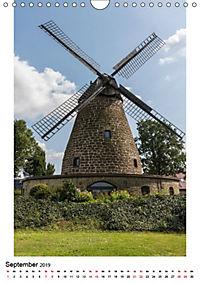 Historische Windmühlen in Minden-Lübbecke (Wandkalender 2019 DIN A4 hoch) - Produktdetailbild 9