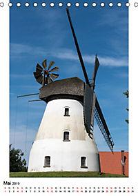 Historische Windmühlen in Minden-Lübbecke (Tischkalender 2019 DIN A5 hoch) - Produktdetailbild 5