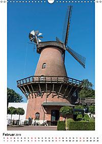 Historische Windmühlen in Minden-Lübbecke (Wandkalender 2019 DIN A3 hoch) - Produktdetailbild 2