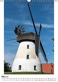 Historische Windmühlen in Minden-Lübbecke (Wandkalender 2019 DIN A3 hoch) - Produktdetailbild 5