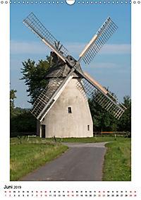 Historische Windmühlen in Minden-Lübbecke (Wandkalender 2019 DIN A3 hoch) - Produktdetailbild 6