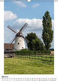 Historische Windmühlen in Minden-Lübbecke (Wandkalender 2019 DIN A3 hoch) - Produktdetailbild 7