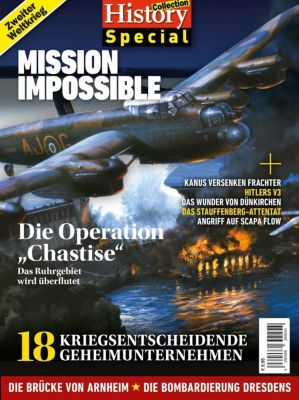 History Collection Special - Mission Impossible - Oliver Buss |
