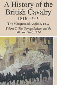 History of British Cavalry, Lord Anglesey