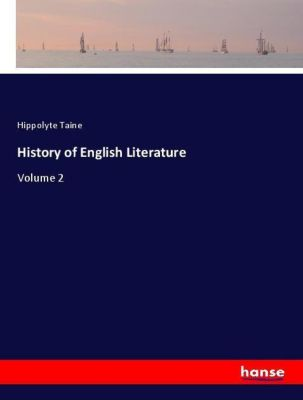 History of English Literature, Hippolyte Taine