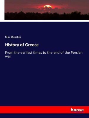 History of Greece, Max Duncker