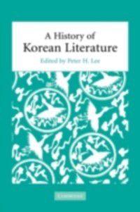 History of Korean Literature