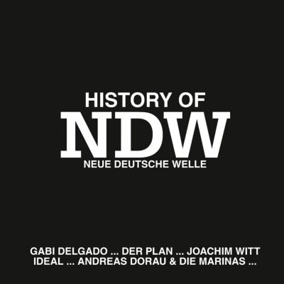 History Of Ndw (Vinyl), Diverse Interpreten