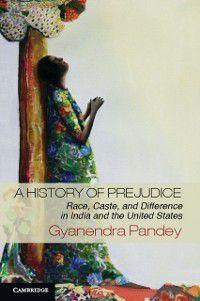 History of Prejudice, Gyanendra Pandey
