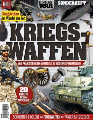 History of War Sonderheft - Kriegswaffen - Oliver Buss  