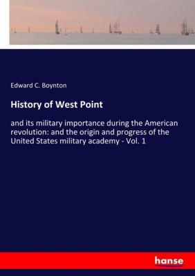 History of West Point, Edward C. Boynton