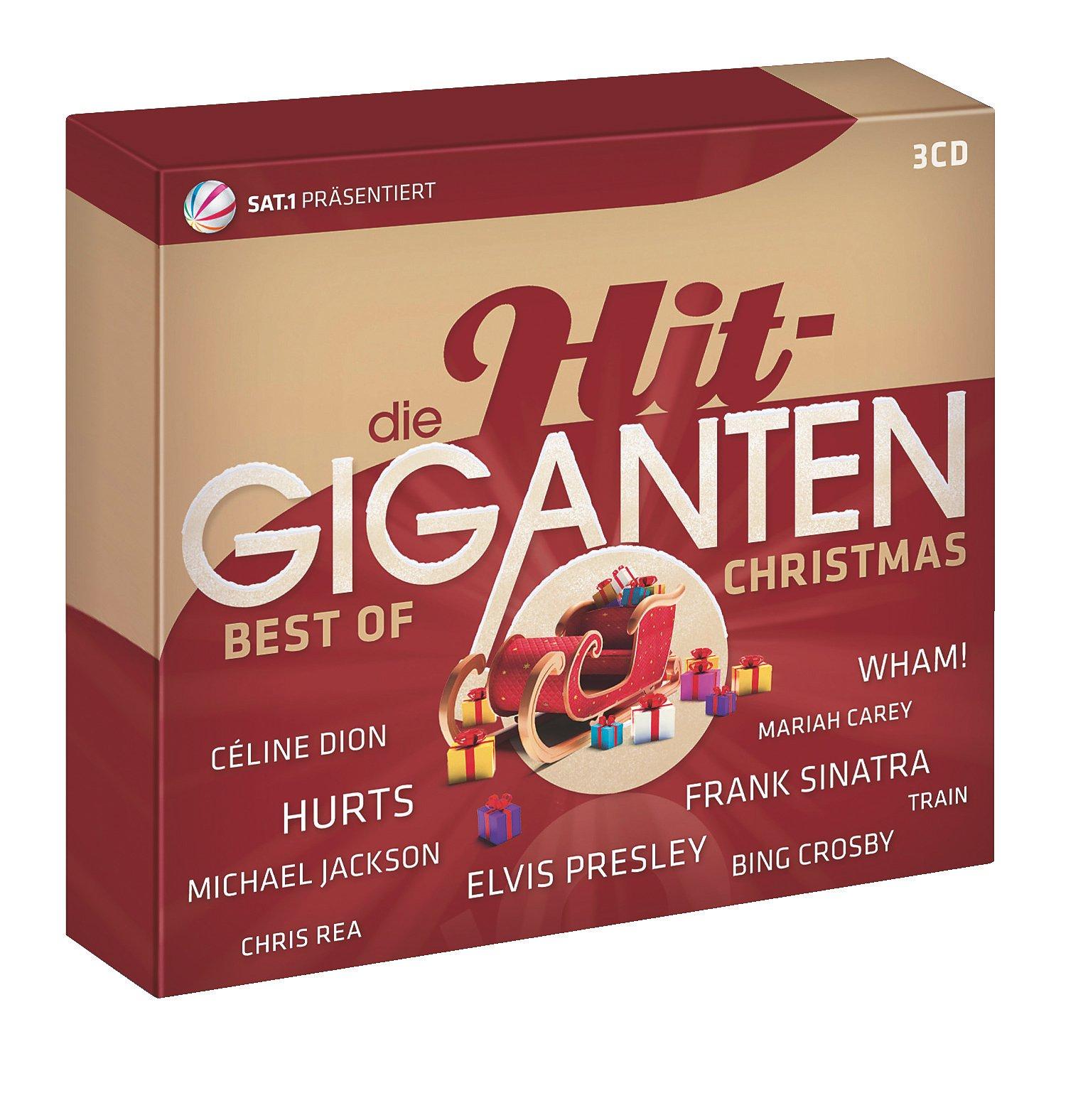 Hit Giganten Weihnachten.Hit Giganten Best Of Christmas Cd Von Various Bei Weltbild De