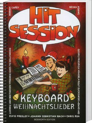 Hit Session, Keyboard, Weihnachtslieder