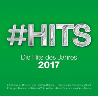 #Hits 2017 - Die Hits des Jahres, Diverse Interpreten