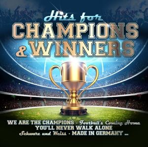 HITS FOR CHAMPIONS & WINNERS, Diverse Interpreten