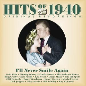 Hits Of 1940, Diverse Interpreten