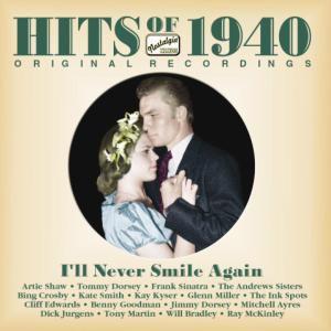 Hits Of 1940, Diverse Interpreten