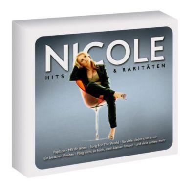 Hits & Raritäten (3CD-Box), Nicole