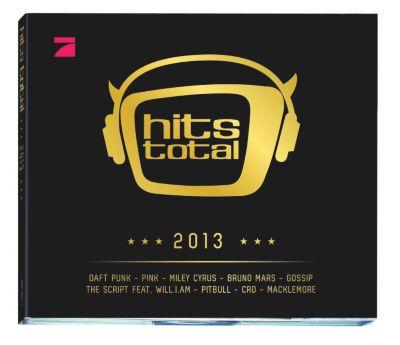 Hits Total 2013, Various