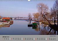 Hitzacker - Impressionen zwischen Elbe und Jeetzel (Wandkalender 2019 DIN A3 quer) - Produktdetailbild 1