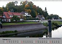 Hitzacker - Impressionen zwischen Elbe und Jeetzel (Wandkalender 2019 DIN A3 quer) - Produktdetailbild 2