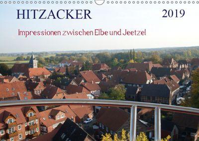 Hitzacker - Impressionen zwischen Elbe und Jeetzel (Wandkalender 2019 DIN A3 quer), Siegfried Arnold