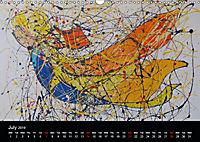Hobo's Arts new style (Wall Calendar 2019 DIN A3 Landscape) - Produktdetailbild 7