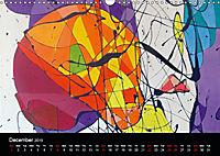 Hobo's Arts new style (Wall Calendar 2019 DIN A3 Landscape) - Produktdetailbild 12