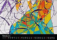 Hobo's Arts new style (Wall Calendar 2019 DIN A3 Landscape) - Produktdetailbild 2
