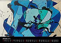 Hobo's Arts new style (Wall Calendar 2019 DIN A3 Landscape) - Produktdetailbild 1