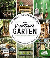 Ideenbuch garten gestalten mit altmaterial buch - Palettentisch garten ...