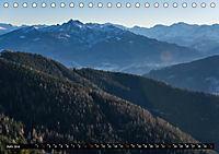 HOCHKÖNIG - Gipfel der Salzburger Alpen (Tischkalender 2019 DIN A5 quer) - Produktdetailbild 6