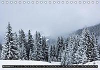 HOCHKÖNIG - Gipfel der Salzburger Alpen (Tischkalender 2019 DIN A5 quer) - Produktdetailbild 11