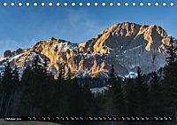 HOCHKÖNIG - Gipfel der Salzburger Alpen (Tischkalender 2019 DIN A5 quer) - Produktdetailbild 10