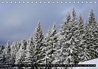 HOCHKÖNIG - Gipfel der Salzburger Alpen (Tischkalender 2019 DIN A5 quer) - Produktdetailbild 2