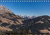 HOCHKÖNIG - Gipfel der Salzburger Alpen (Tischkalender 2019 DIN A5 quer) - Produktdetailbild 8
